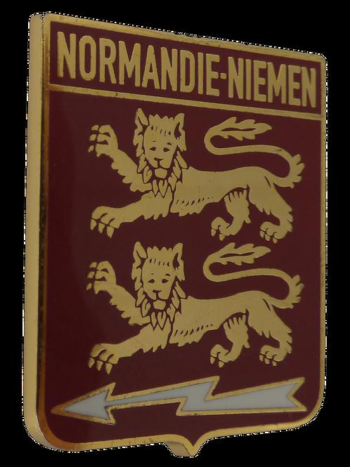 Insigne officiel Normandie-Niémen