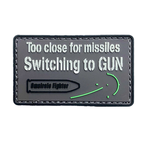 Patch Missiles To GUN
