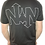 Thumbnail: T-shirt noir Homme