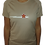 Thumbnail: T-shirt sable Femme