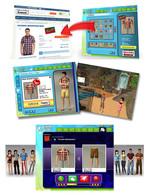 Real Life plus virtual to buy