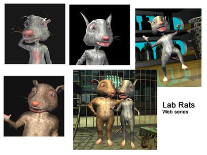 Shout Interactive - Lab Rats