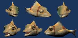 Fish morphing