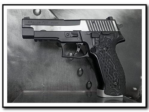 Slightly Curved P220 P224 P226 P227 P228 P229 M11A1 Dual Adjustable Trigger
