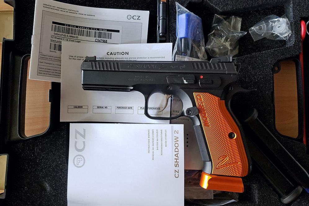 Cz Shadow 2 Trigger Upgrade