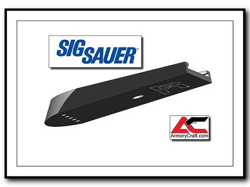 SIG P226 - Plus Zero - 15/17rd - Billet Aluminum SIG 226 Base Pad -  BLACK