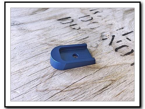 CZ 97 Aluminum Base Pad - BLUE