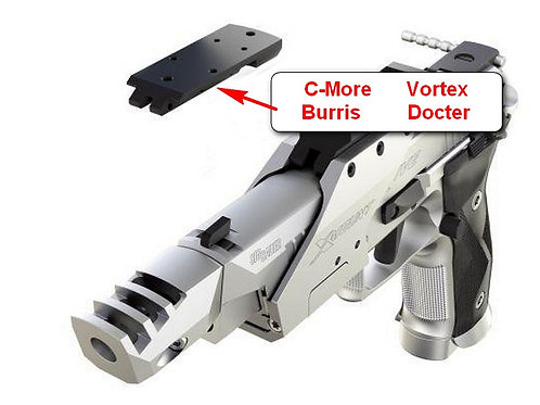SIG X5 X6 X-Mount INSERT for C-More Docter Vortex Burris