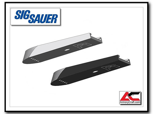 SIG P226 - Plus Zero - 15/17rd - Billet Aluminum SIG 226 Base Pad