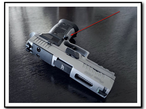 Armory Craft  Extended Magazine button - P320 AXG