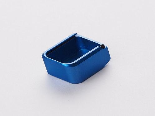 CZ 75 Base Pad - 'PLUS 2 - Cube Style' - BLUE