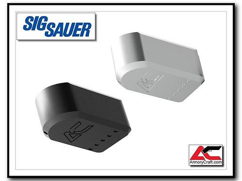 SIG P229 P228 - PLUS-2- Billet Aluminum Base Pad