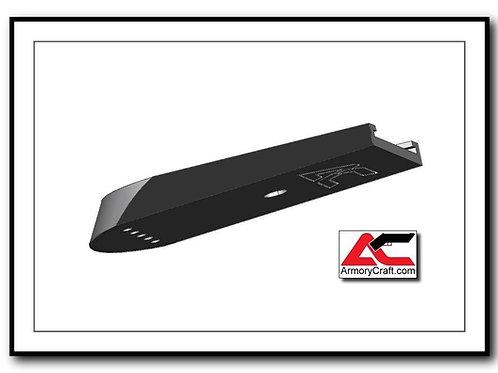 Armory Craft - Plus Zero - 16/14rd - CZ 75 Aluminum Base Pad - BLACK