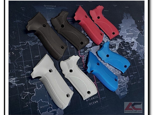 Aluminum SIG 226 DA/SA Grips - Armory Craft