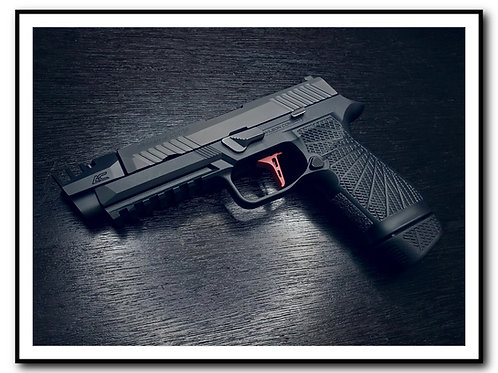 "Wilson Combat ""Style"" SIG P320 / P250 9mm 40 sw PLUS-2 Base Pads"
