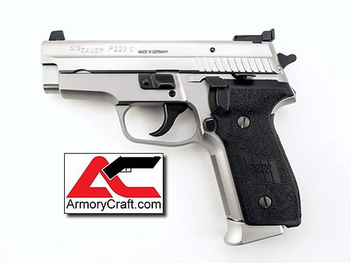 GERMAN Sig Sauer P229 SL SPORT Stainless - RARE!