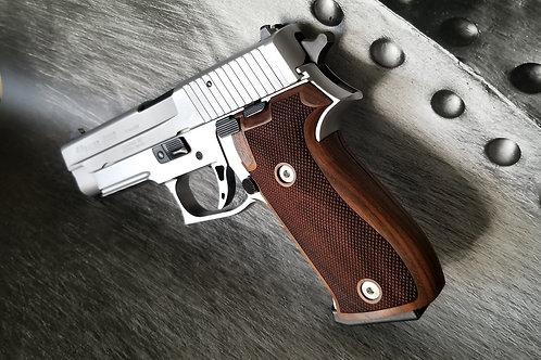 SIG P220 DA/SA Grips - Side Magazine Release - Armory Craft
