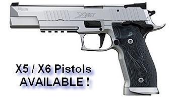 Sig Sauer X5 X-five X6 X-six