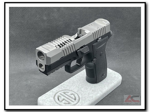 COMING SOON - Armory Craft P320 Compact Skeleton Slide with OpticsCut