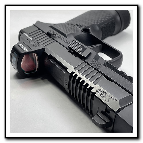 Armory Craft P320 Compact Skeleton Slide with Optics Cut