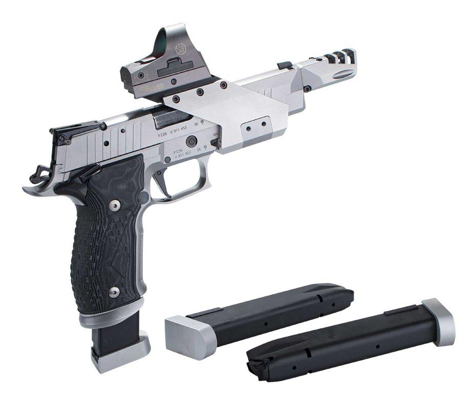 SIG-Sauer-X-Five-Open-IPSC-Open-Division-Pistol-Magazine