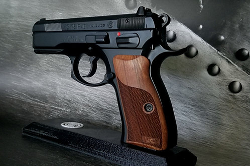 Compact - CZ 75 Walnut Grips - Armory Craft