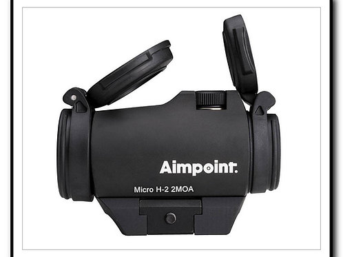 Red Dot Optics -  Aimpoint Micro H-2