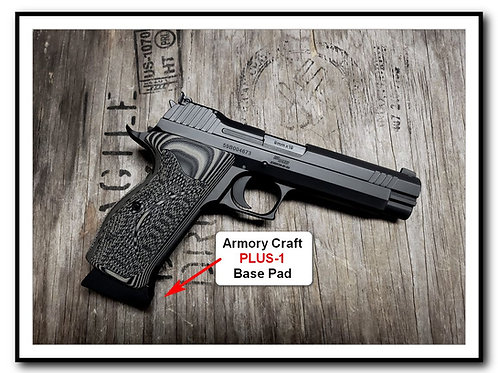 Armory Craft Sig P210 PLUS-1 Base Pad