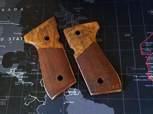 Beretta 92 Walnut Grips - Armory Craft
