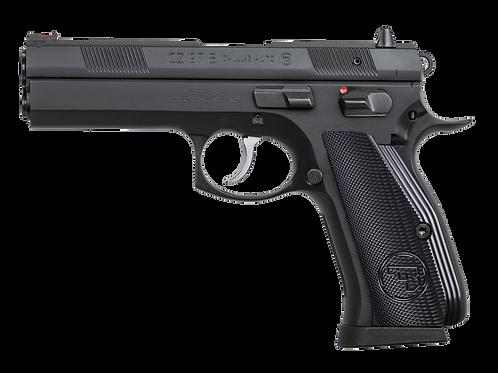 CZ 97 Aluminum Grips - 97 BLACK