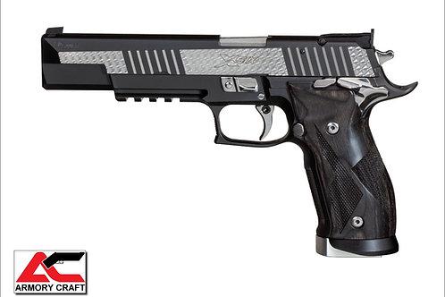 Sig Sauer X6 Silver Dust - 9 mm - RARE !