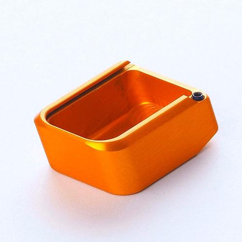 CZ 75 Base Pad - 'PLUS 2 - Cube Style' - ORANGE