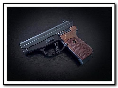 """SIG P239 P225A1 P245 & older P220 P226 """"Slightly Curved"""" Adjustable Trigger"""