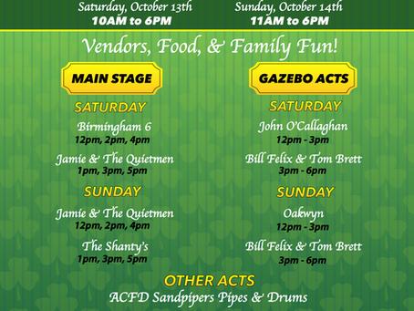2018 Smithville Irish Festival