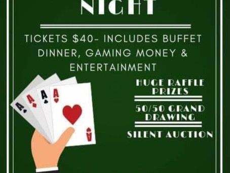 Bishop McHugh Path presents CASINO NIGHT FUNDRAISER