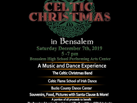Celtic Christmas in Bensalem
