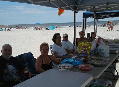 AOH Annual Beach Party