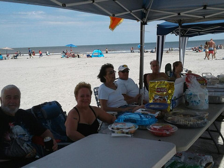 AOH Annual Beach Party