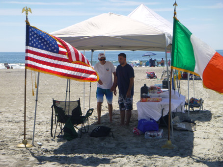 2016 AOH Div 2 Beach Party