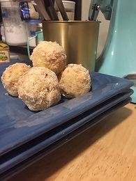 Gluten-Free Potato Balls