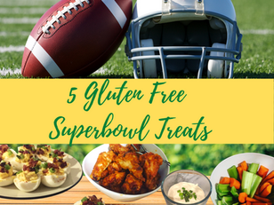 Score Big with these Gluten-Free Super Bowl Treats