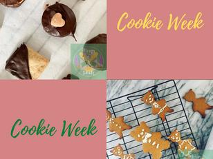 It's Cookie Week!!!