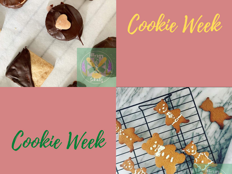 It's Cookie Week!!!