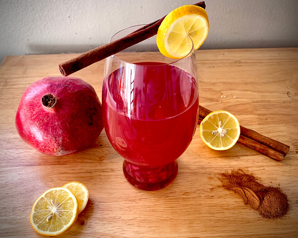 cranberry pomegranate cider Allergy Schatz