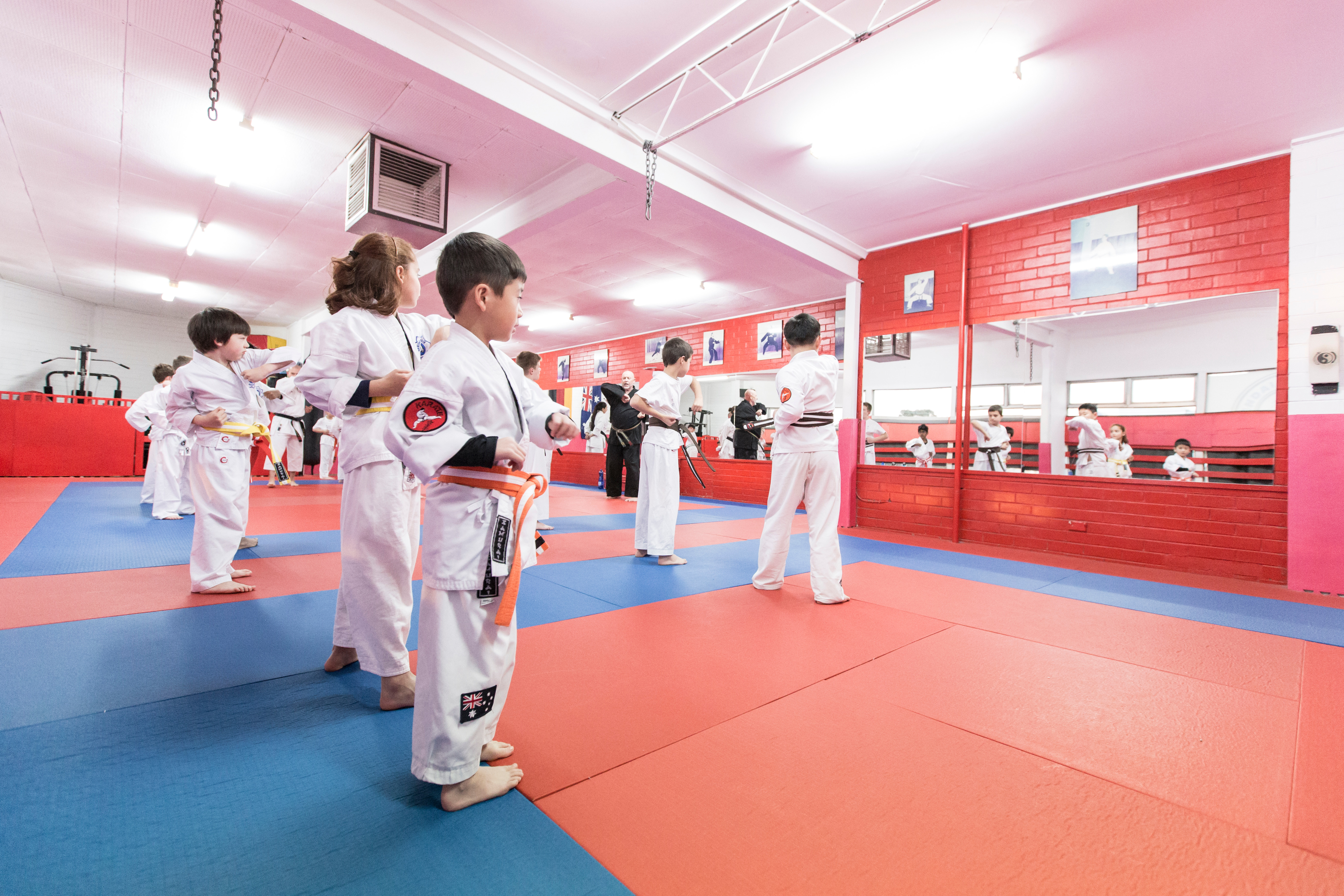 Free Trial Kids Ages 3-4  (Carrum Downs)