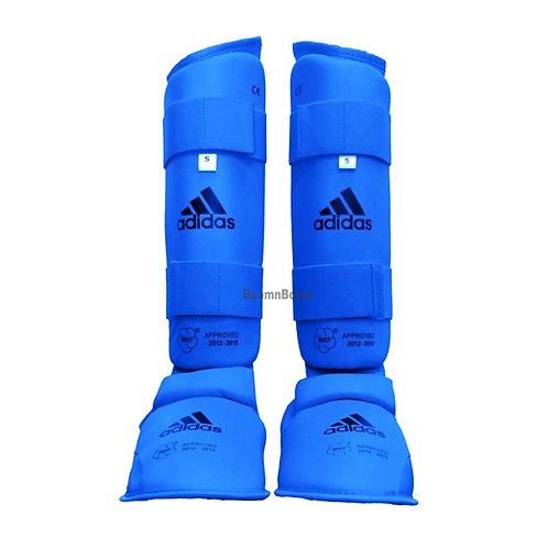 Deluxe - Adidas WKF Approved Protective Gear Set