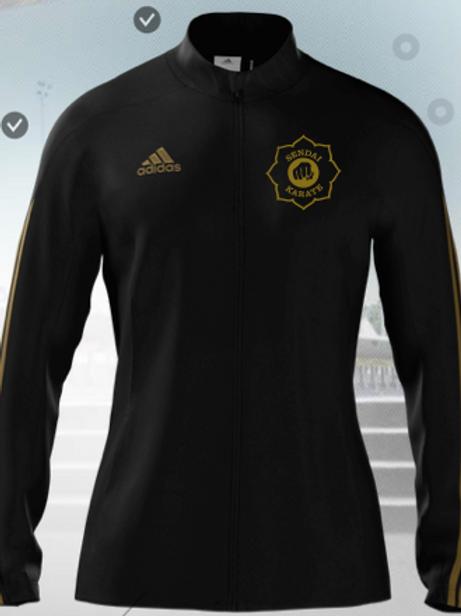 Adidas Sendai Karate Club's Squad Team Track Suit