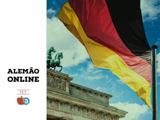 Novidade no TET: Aulas Particulares de Alemão Online