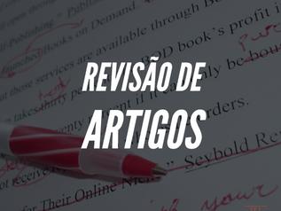 Revisão de Artigos em Inglês
