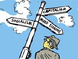 Tipos de Sistemas Econômicos - Types of Economic Systems